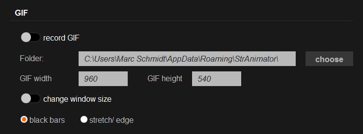 GIF - Structure Animator (StrAnimator)